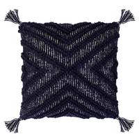 Bambury Tanna Cushion (Navy)