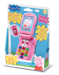 Peppa Pig: Flip And Learn Phone