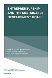 Entrepreneurship and the Sustainable Development Goals