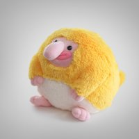 "Mini Proboscis Monkey - 7"" Plush Toy"