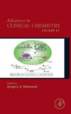 Advances in Clinical Chemistry: Volume 87 image
