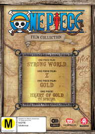 One Piece Film Collection (Limited Edition) on DVD image