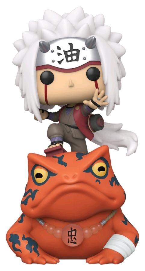 Jiraiya on Toad Pop! Ride Figure image
