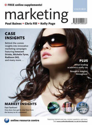 Marketing by Paul Baines image