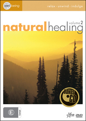 Natural Healing - Vol. 2 (DVD And CD) on DVD