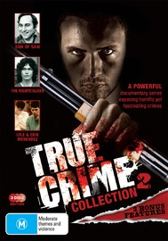 True Crime Collection 2 (3 Disc Set) on DVD