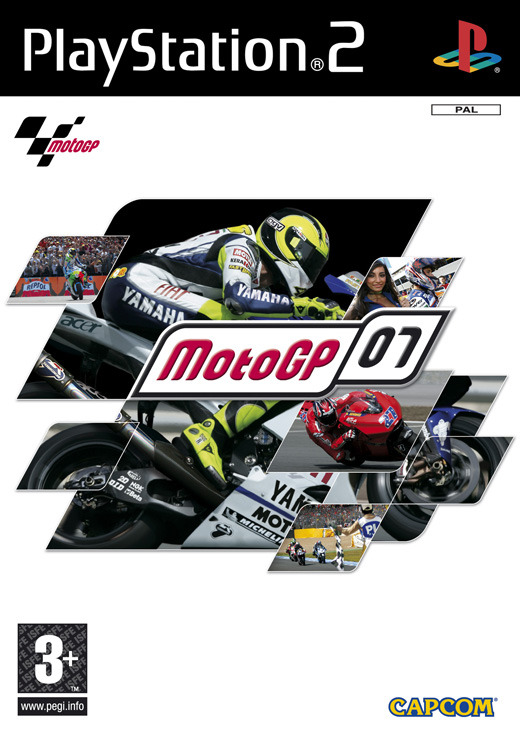 Moto GP 07 for PlayStation 2