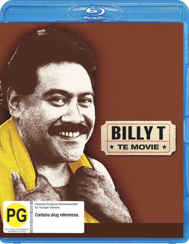Billy T - Te Movie on Blu-ray