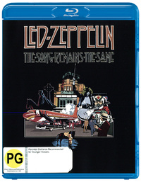 Led Zeppelin - The Song Remains The Same on  image