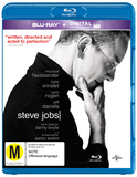 Steve Jobs (UV+Blu-ray) on Blu-ray
