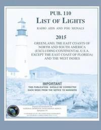 Pub. 110 List of Lights by Nga