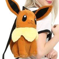 """Pokemon: Eevee - 17"""" Plush Backpack"""