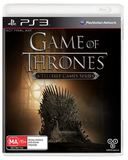 Game of Thrones Season One for PS3