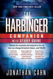 Harbinger Companion With Study Guide, The by Jonathan Cahn