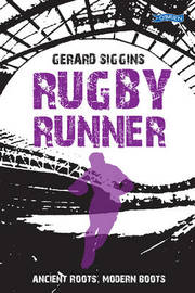 Rugby Runner by Gerard Siggins