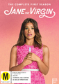 Jane The Virgin - The Complete First Season on DVD