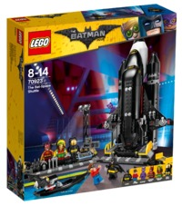 LEGO Batman Movie: The Bat-Space Shuttle (70923)