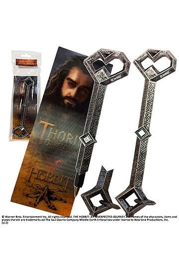 The Hobbit Pen & Bookmark Thorin