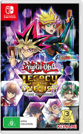 Yu-Gi-Oh! Legacy of the Duelist: Link Evolution for Switch image