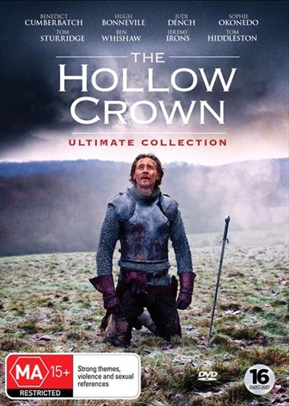 The Hollow Crown - Ultimate Collection on DVD
