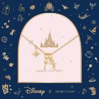 Short Story: Disney Tinker Bell Necklace - Gold