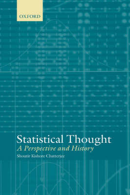 Statistical Thought by Shoutir Kishore Chatterjee image