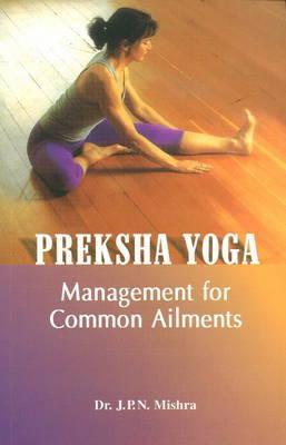 Preksha Yoga by J.P.N. Mishra image