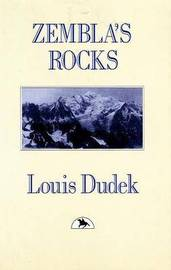 Zembla's Rocks by Louis Dudek image