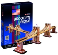 3D Puzzle - Brooklyn Bridge