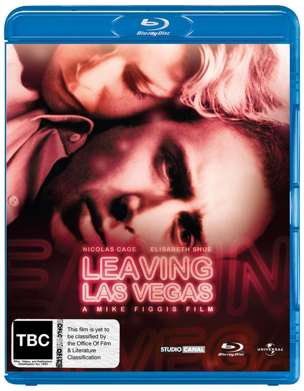 Leaving Las Vegas on Blu-ray