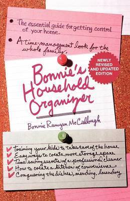 Bonnie's Household Organizer by Bonnie Mccullough