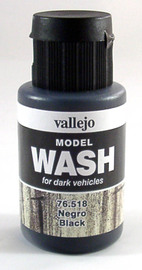 Vallejo 518 Black Wash 35ml