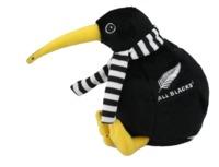 All Blacks Black Kiwi Beanie - Haka image