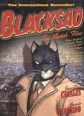 Blacksad by Juanjo Guarnido