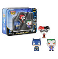 Batman Pocket Pop! Tin - Mini Vinyl Figure Set (3 Pack)