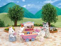 Sylvanian Families: Candy Cart image