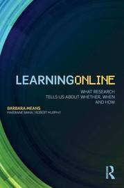 Learning Online by Barbara Means