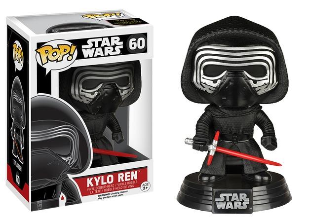 Star Wars: Kylo Ren Pop! Vinyl Figure