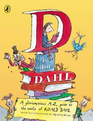 D is for Dahl by Roald Dahl image
