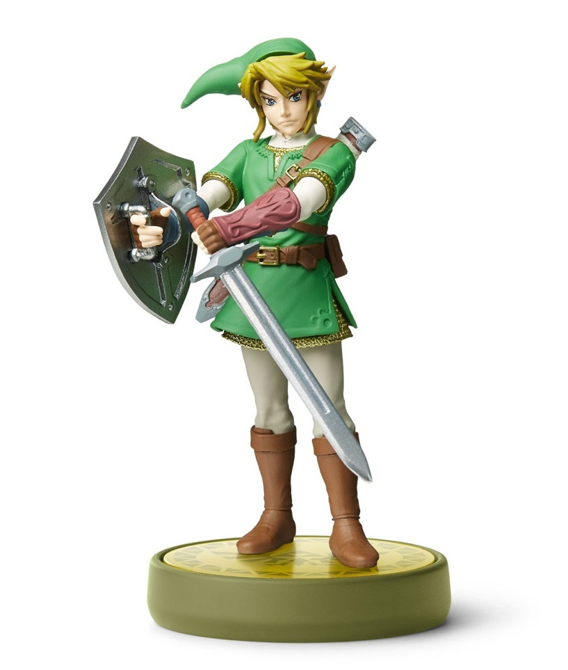 Nintendo Amiibo Twilight Princess - Zelda Collection for  image
