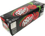 Dr Pepper Cherry Fridge Pack (355ml)