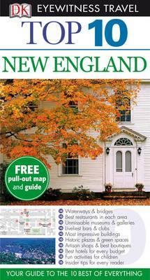 DK Eyewitness Top 10 Travel Guide: New England image