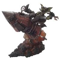 World of Warcraft Series 6 Goblin Tinker Action Figure image