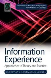 Information Experience image