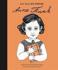 Anne Frank by Isabel Sanchez Vegara