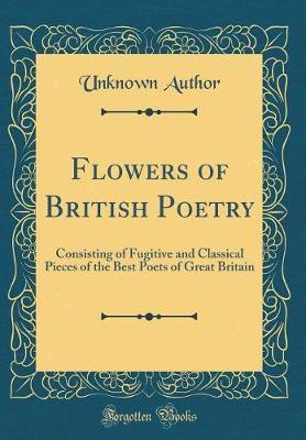 Flowers of British Poetry by Unknown Author image
