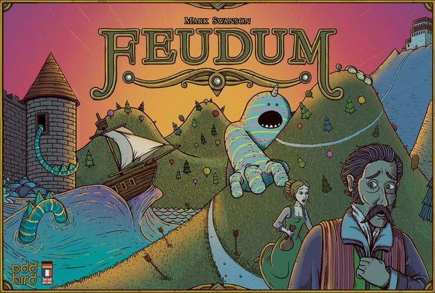 Feudum - The Board Game