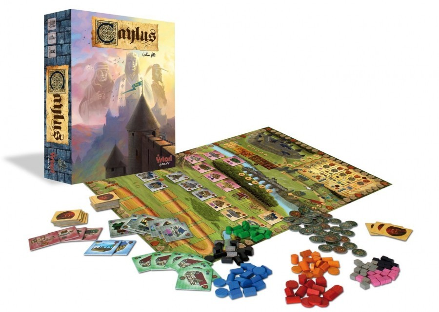 Caylus - Board Game image