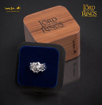 Lord of the Rings: Nenya Ring of Galadriel - Size S