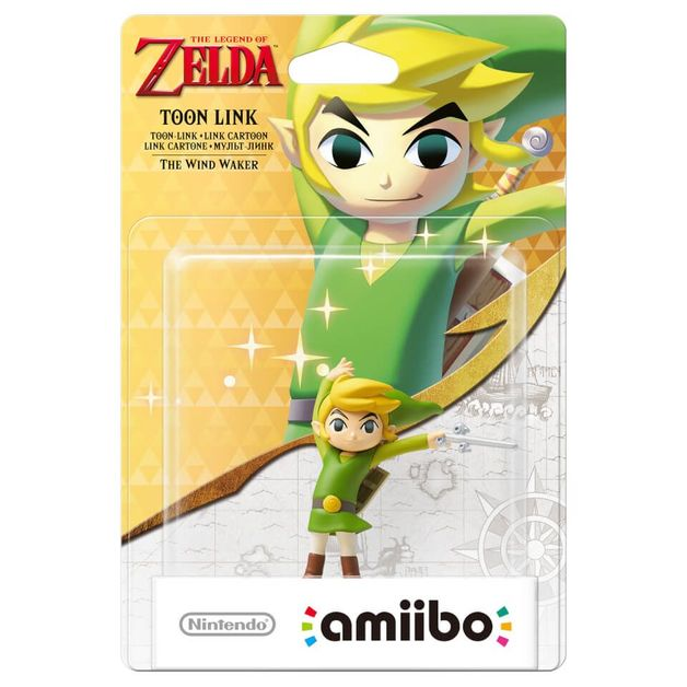 Nintendo Amiibo Toon Link - Zelda Collection for Wii U